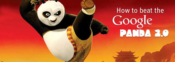 How to beat the Google Panda 2.0