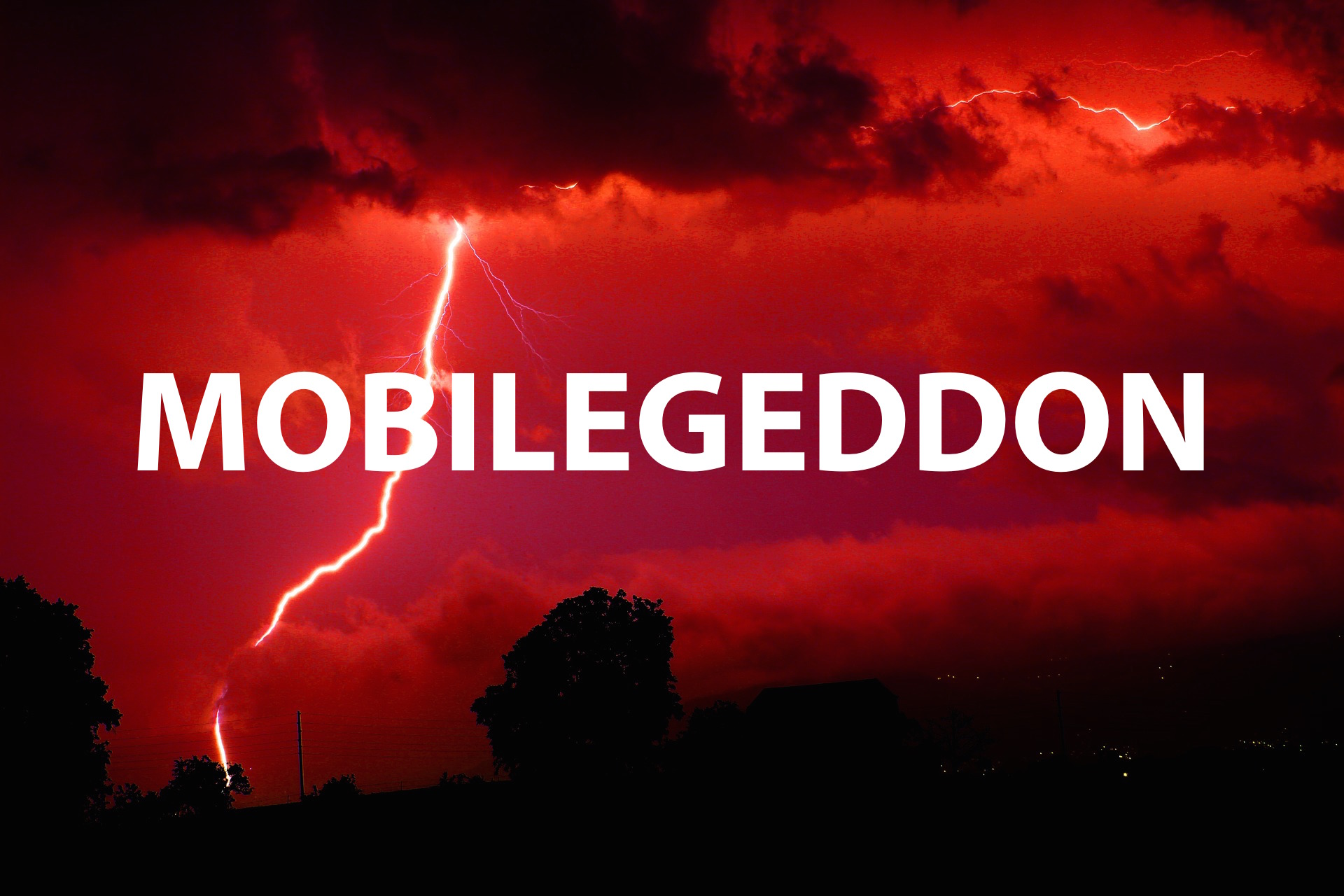 Flash: The impacts of Mobilegeddon