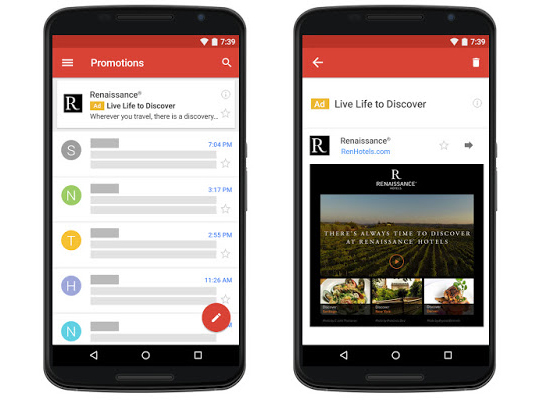How to Use the New Native Gmail Ads in Google AdWords