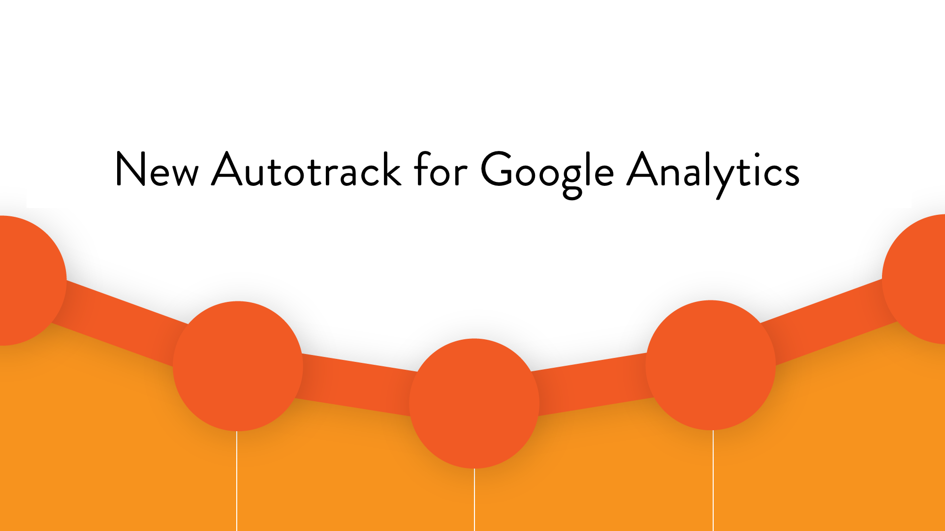New Autotrack for Google Analytics