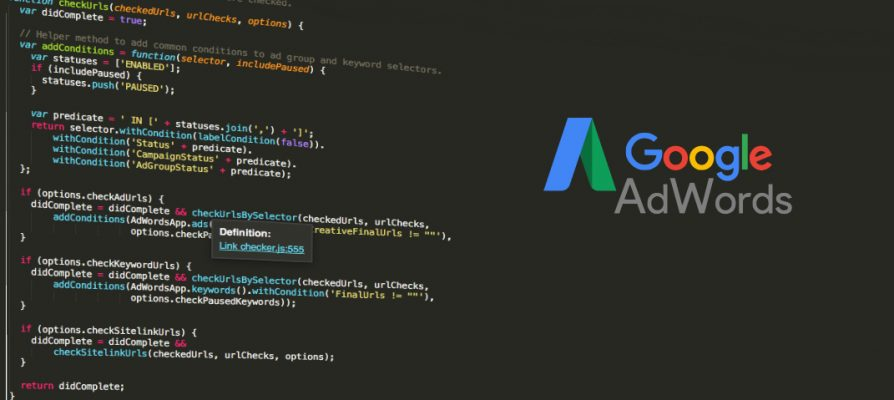 Use Cases für AdWords Scripts
