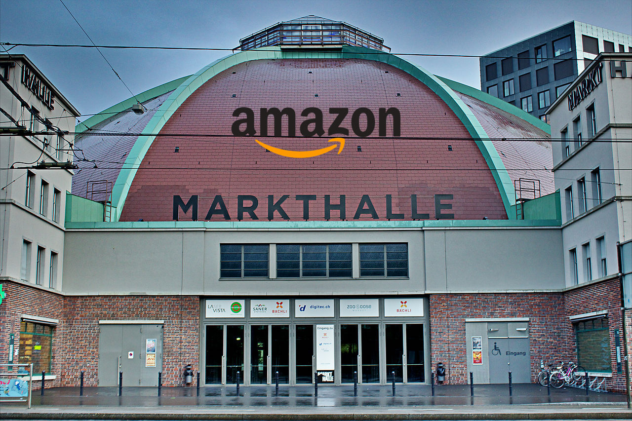 Amazon Markhalle