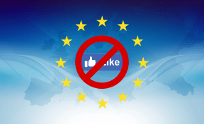 Facebook Like Button not GDPR compliant