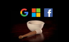 Pharma Marketing Google Microsoft Facebook